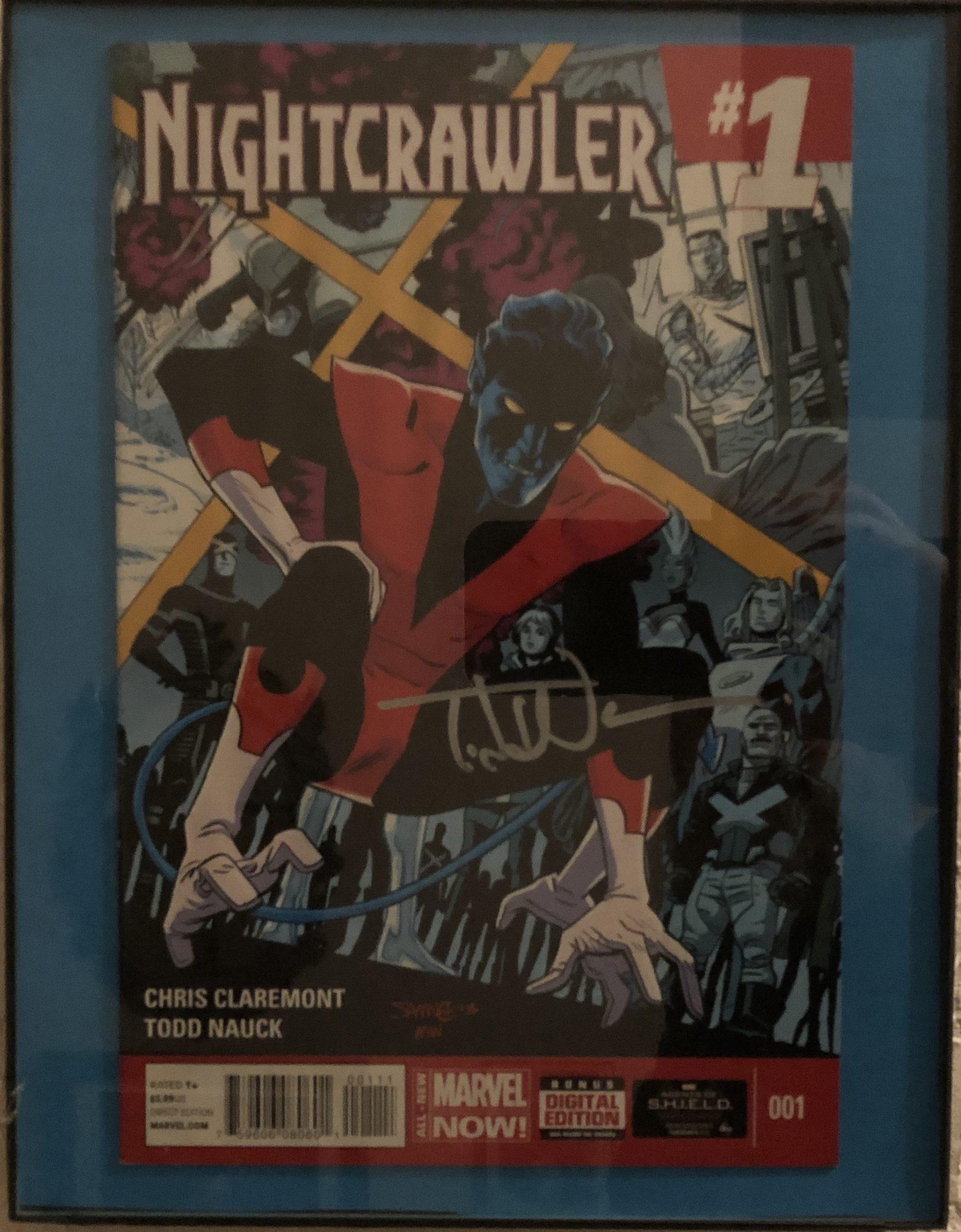 Nightcrawler 1 Todd Nauck
