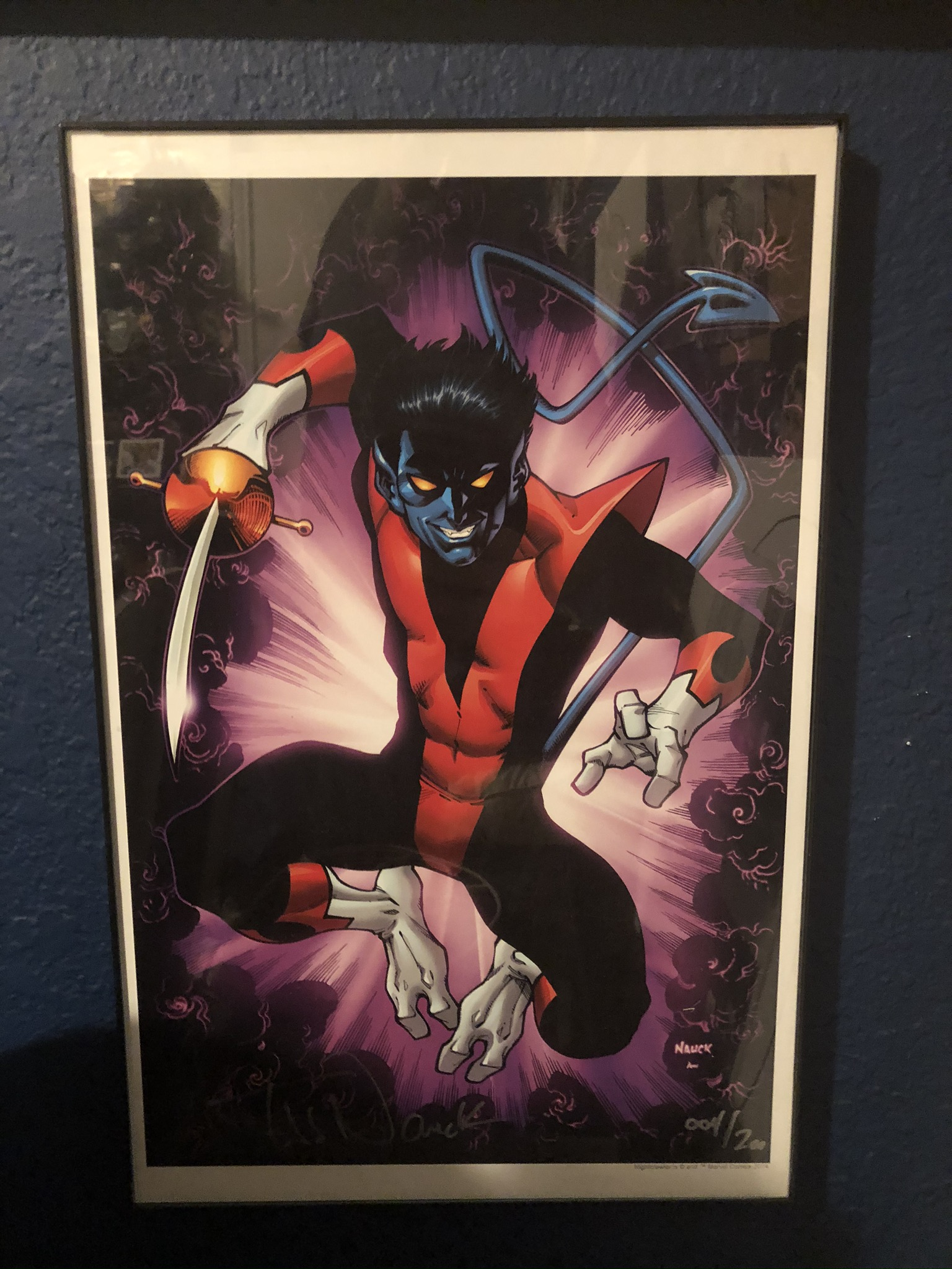 Nightcrawler by Ed McGuinness