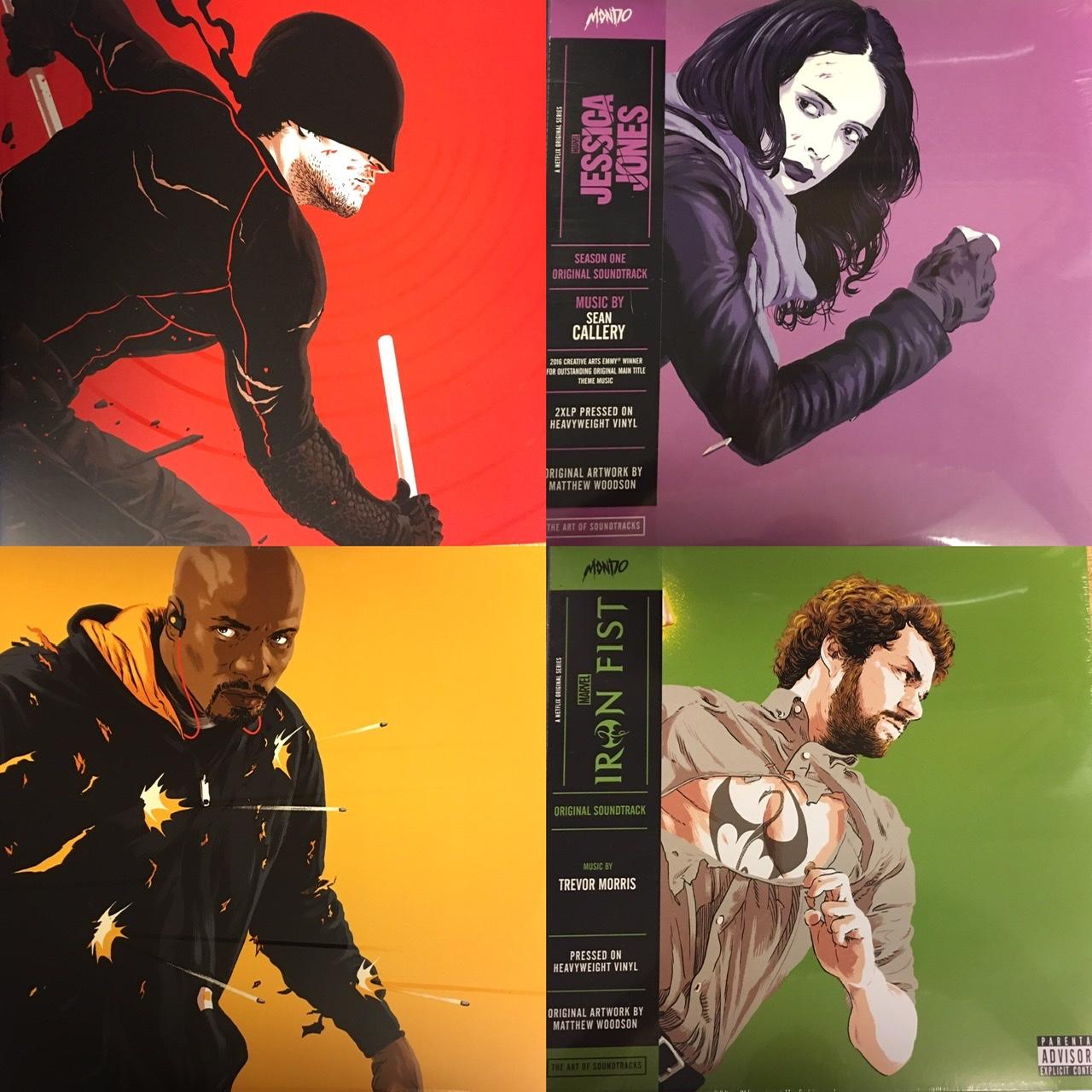 Mondo Albums