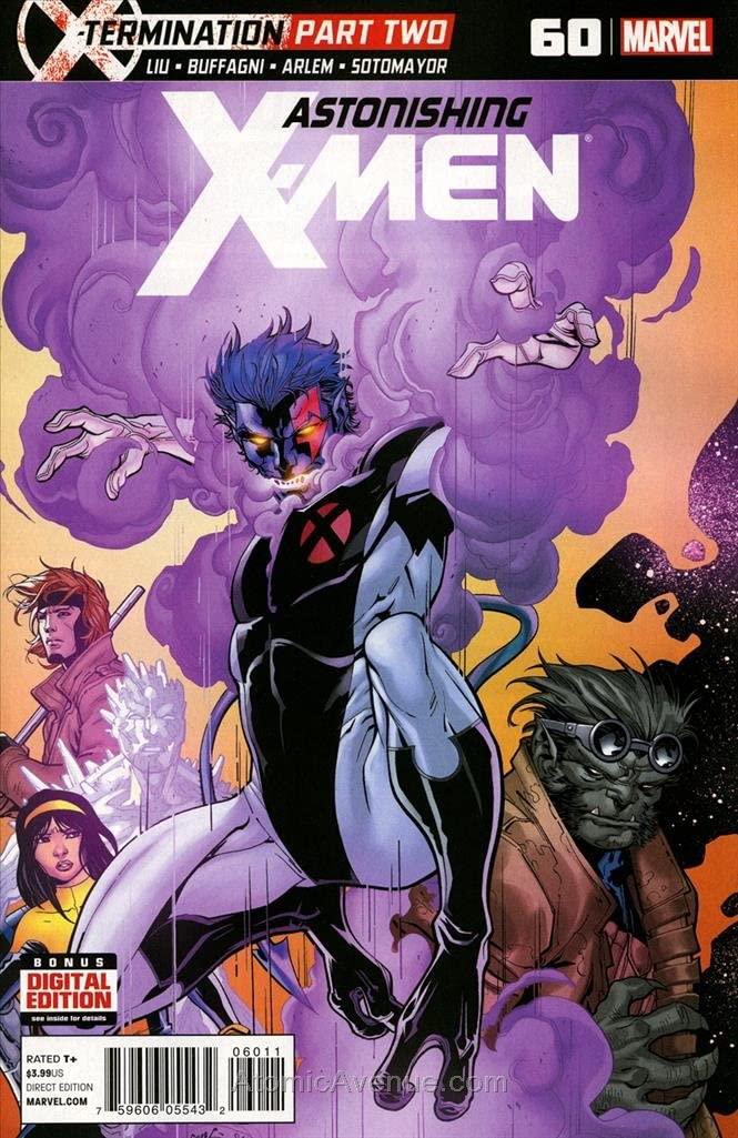 Aston. X-Men 60 Giuseppe Camuncoli